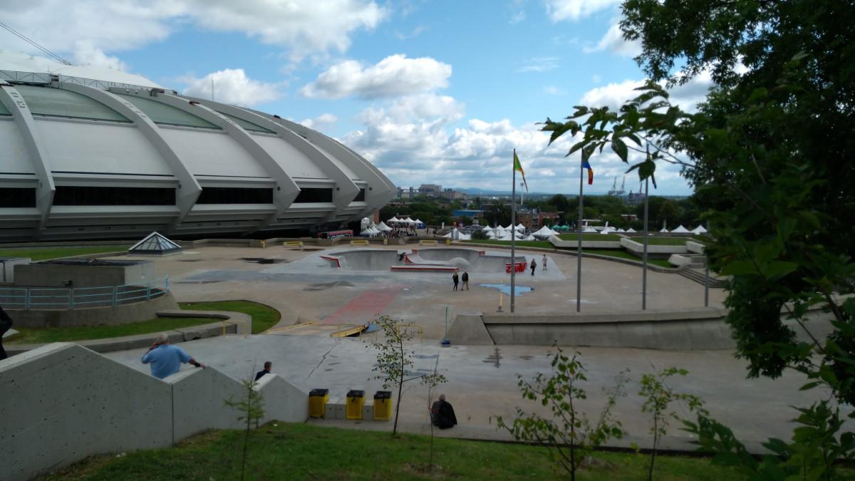 Montreal Olympiastadion