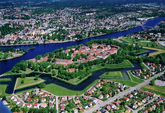 Festungsstadt Fredrikstad