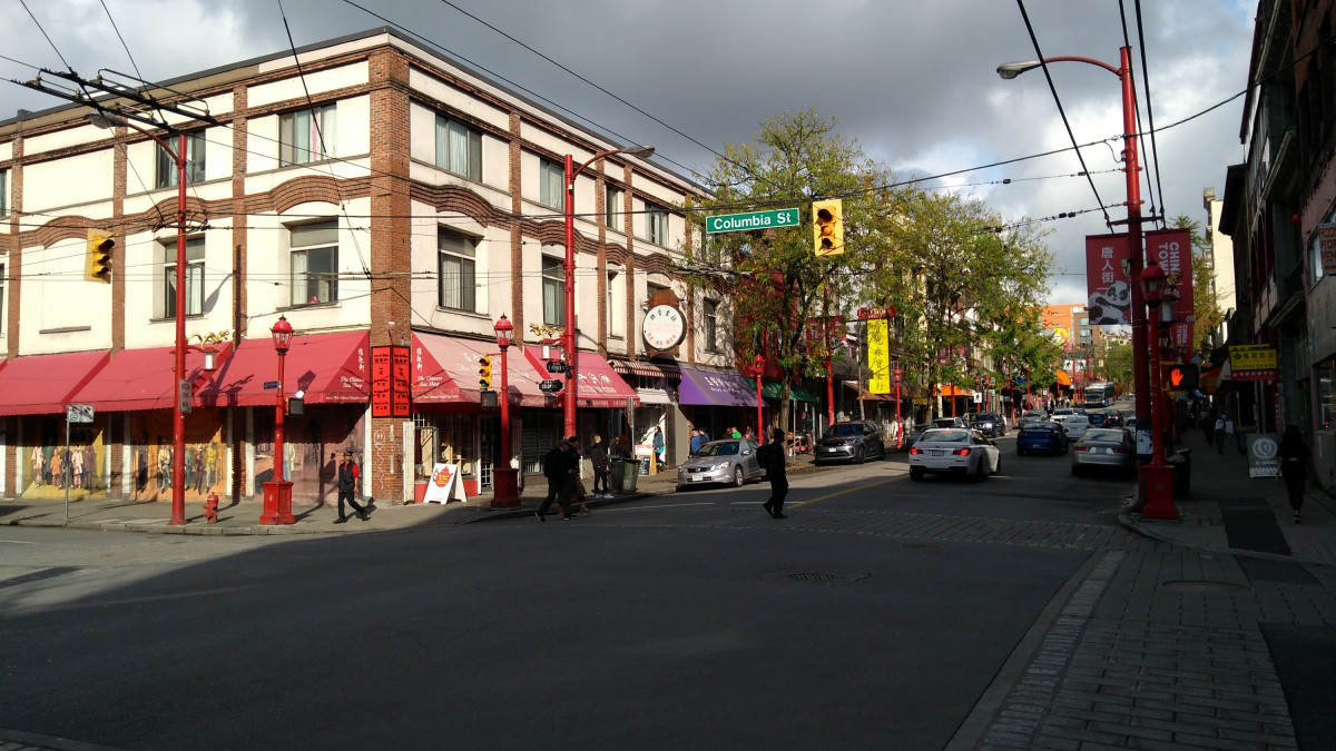 Vancouver, Chinatown