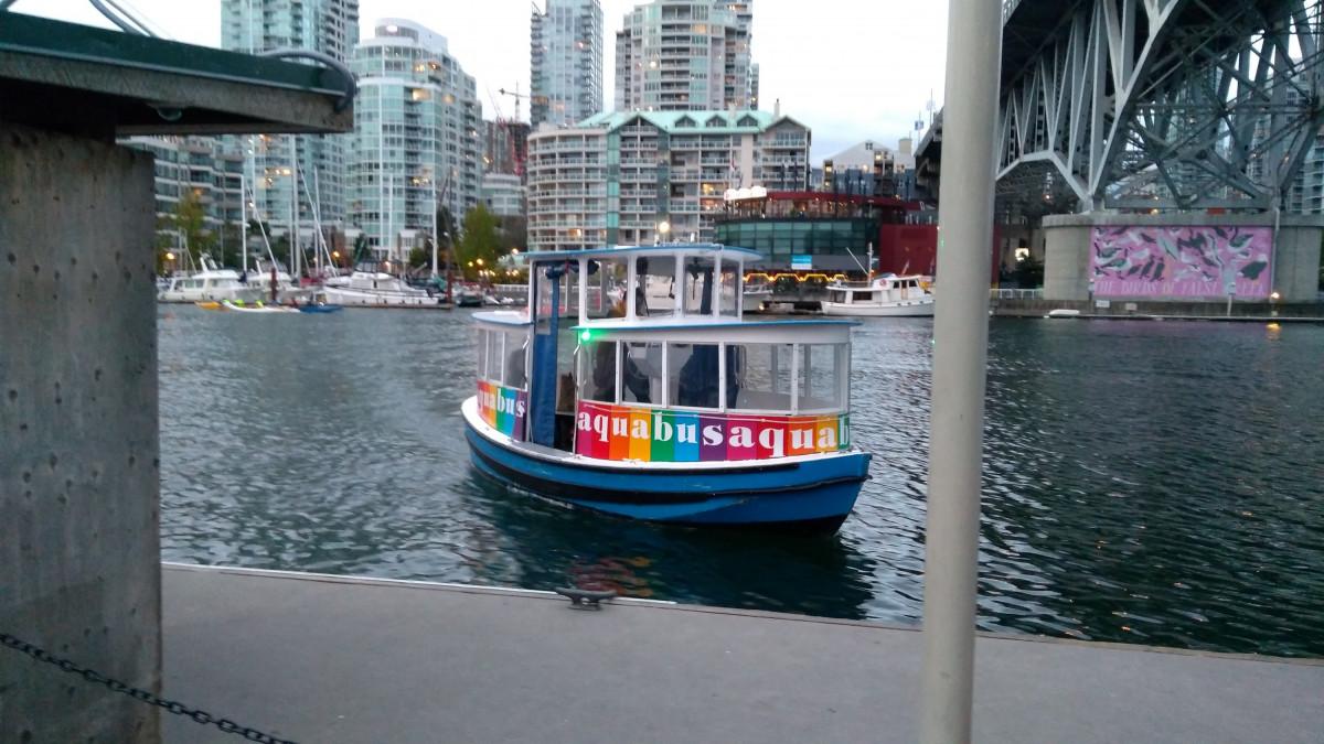 Vancouver, Bus 😀