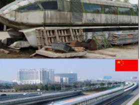 Transrapid-Deutschland/China