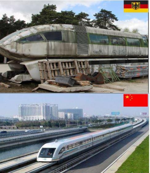 Transrapid-Deutschland/China